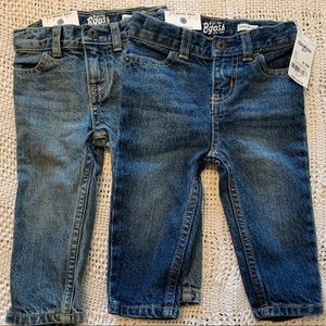 💙NWT baby boy jeans💙